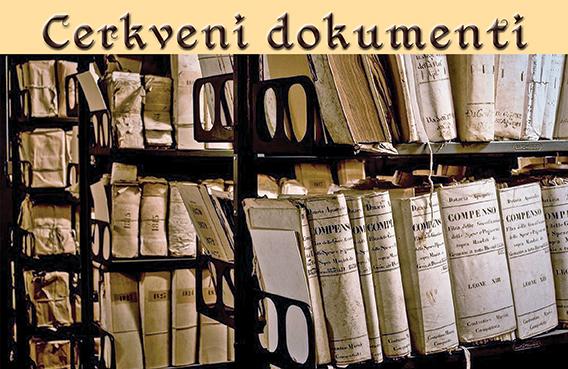 Cerkveni dokumenti