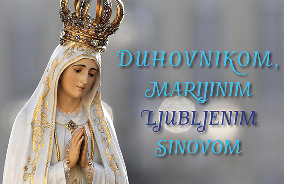 Duhovniikom, Marijinim sinovom