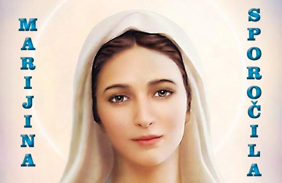 Marijina sporočila - Medžugorje