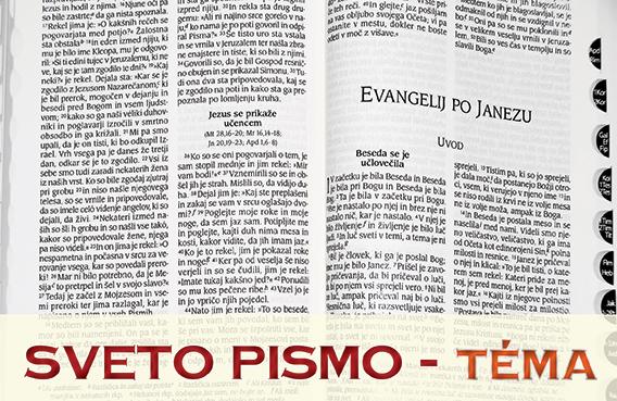 Sveto pismo - Téma