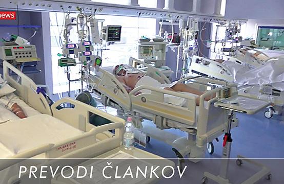 Vsi umirajo sami (bolnišnica v Lombardiji)