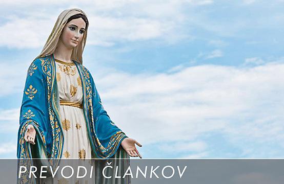 Marija, Mati vseh narodov