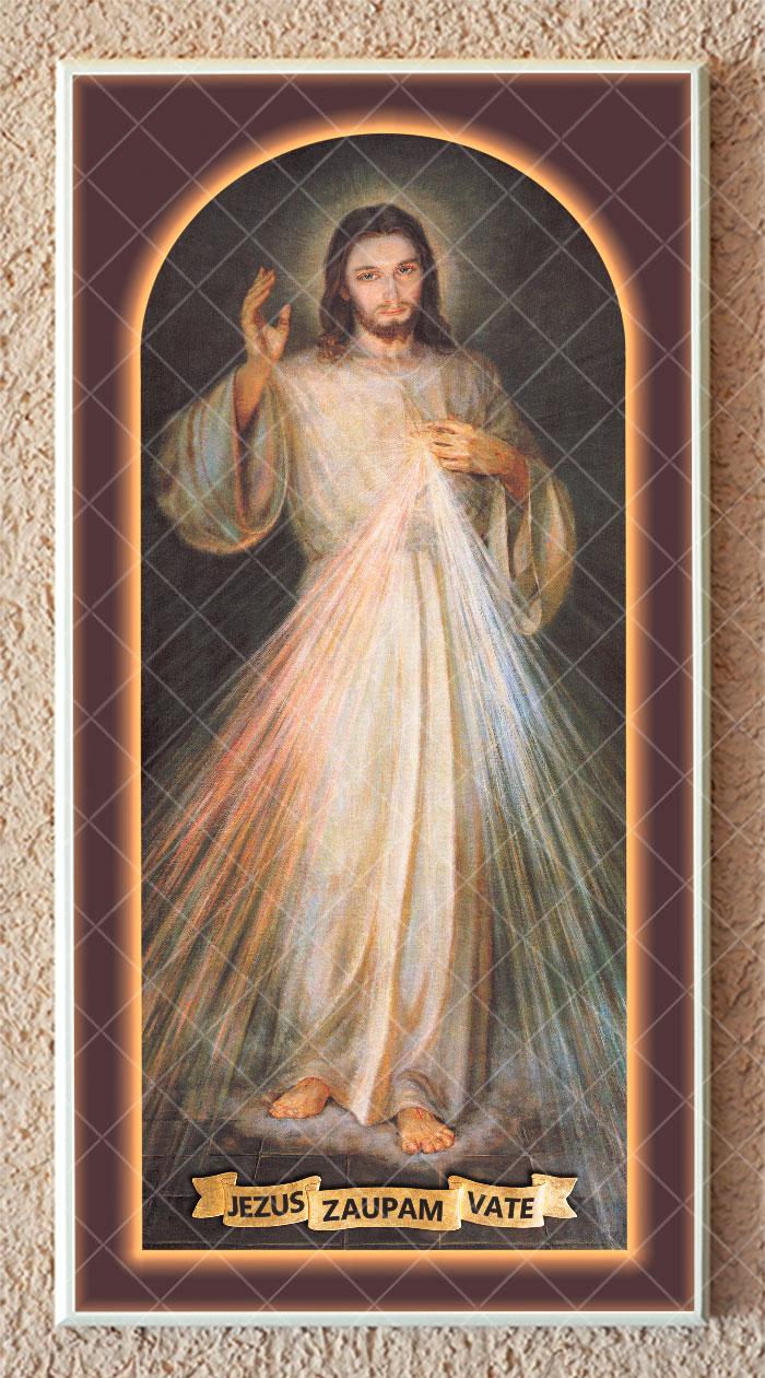 Usmiljeni Jezus - Krakov