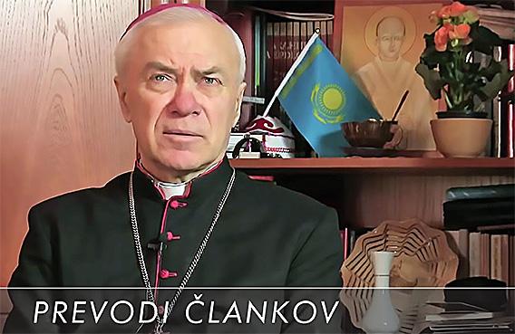 Nadškof Jan Paweł Lenga