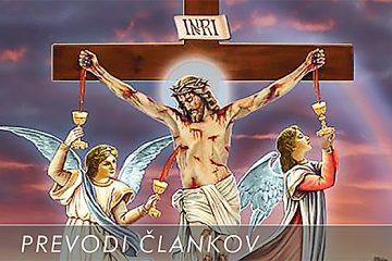 PREDRAGOCENA KRI JEZUSA KRISTUSA