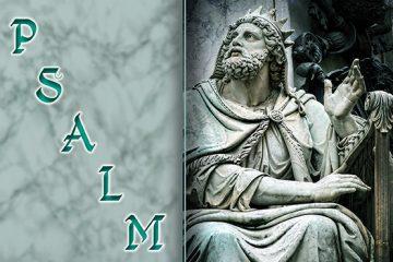 PSALM 51 – Grešnikova izpoved